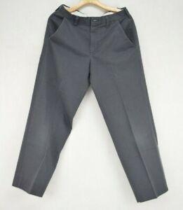Red Kap Cap PT10CH0 Charcoal Industrial Work Pants Waist 28 30 31 34