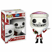 Funko Pop Vinyl Disney The Night Before Christmas Santa Jack Skellington #72