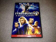 I Fantastici 4 e Silver Surfer (2007) DVD - EX NOLEGGIO