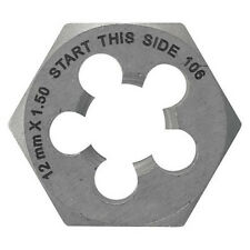 VERMONT AMERICAN Hexagon Die,Carbon Steel,RH,1//8-27,NPT 20798