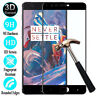 Premium Genuine Tempered Glass Film Screen Protector For Oneplus 3 3T / 5 A5000