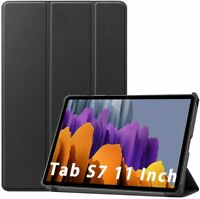 Slim Smart Cover Case for Galaxy Tab S7 Tablet (SM-T870/T875) 2020 Release