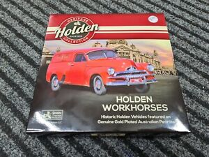 HOLDEN WORKHORSES ENAMEL 9-COIN PENNY COLLECTION