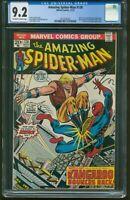 AMAZING SPIDER-MAN 126 NOVEMBER 1973 CGC 9.2 NEAR MINT-  ITEM: G-9