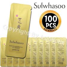 Sulwhasoo Essential Rejuvenating Eye Cream EX 1ml x 100pcs (100ml) Sample AMORE