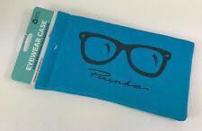 New Piranha Blue Black Sunglasses Eyewear Soft Pouch Case