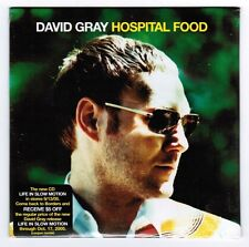 DAVID GRAY / Hospital Food [CD SINGLE, 2005] - NEW! - 1 track promo CD