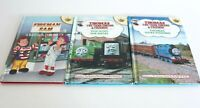 Vintage Buzz Books. 2 Thomas and Friends Books and 1 Fireman Sam Book