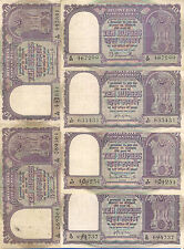 10 RUPEES~ D-3 TO D-48 { 46 DIFFERENT } ~EXTREMELY RARE ~COLLECTOR'S ITEM -