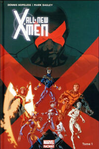 Marvel Now All New x-Men 1 Panini