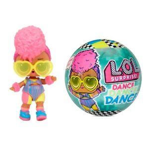 L.O.L Surprise! Dance Dance Dance Dolls - LOL Surprise Collectable Doll