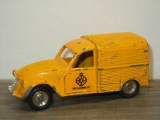 Citroen 2CV ANWB Wegenwacht Van - Dinky Toys 562H France *37591