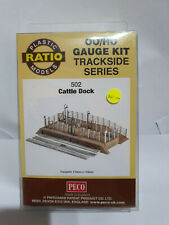 Ratio 502 Cattle Dock kit OO scale