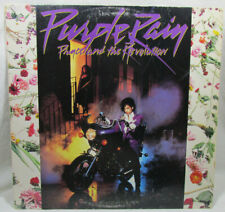 Prince - Lp - Purple Rain - 80's R&B Soul Funk Pop - with Poster - Used