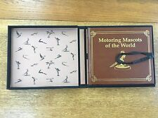 Motoring Mascots Of The World Deluxe Leather Bound Edition