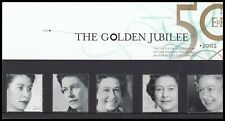 2002 GB Golden Jubilee Royal Mail Mint Stamps Presentation Pack No.331