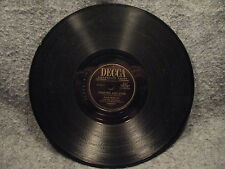 """78 RPM 10"""" Record Russ Morgan You You You Are The One & Forever & Ever 24569"""
