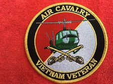 Us Army Uh 1 Huey Air Cavalry Vietnam Patch