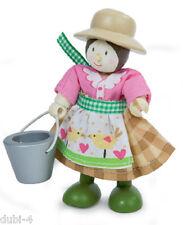 Le Toy Van - Budkins BK930 Biegepuppe Rosie the Farmers Wife Puppenhaus