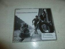 PAUL CARRACK - She Lived Down The Street - 2003 UK 2-track CD single