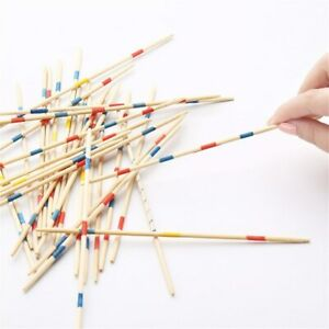 Features:  Smooth Wooden Mikado Sticks, great garden fun for all the family  All