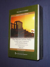Teaching Co Great Courses DVDs         ITALIANS BEFORE ITALY       new & sealed