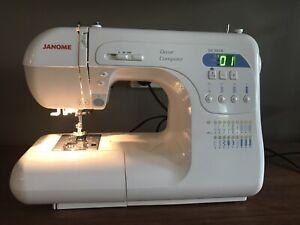 Janome DC3018 Sewing Machine