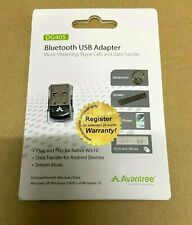 Avantree (DG40S) USB Bluetooth Adapters/Dongles Data Exchange, Music Stream