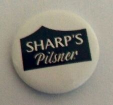 Sharp's Pilsner brewery pin badge, new