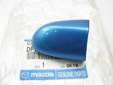 NEW Rear Left Side Exterior Door Handle Cap GUNMETAL BLUE OEM For 10-11 Mazda 3