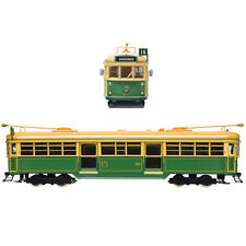 OO GAUGE FULLY ELECTRIC MELBOURNE W6 CLASS TRAM - MMTB NO. 965
