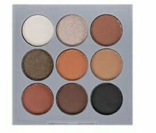 Bang Beauty Warm Neutral Eyeshadow Palette 9 Shimmer and Matte Shades NIB