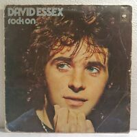"David Essex ‎– Rock On (Vinyl 12"", LP, Album)"
