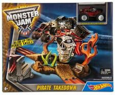 Hot Wheels Monster Jam Pirate Takedown (DJK63)