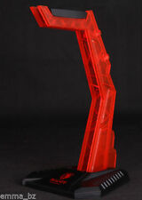 SADES Headphone Headset Stand  for Gaming Headset Acrylic Red Stand 2018 New