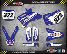 Full Custom Graphic Kit PREMIERE STYLE Yamaha YZ 450 F 2003 2004 2005 stickers