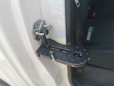 Car Door Latch Hook Step Foot Pedal Hammer Ladder for SUV Ute Easy Roof Access