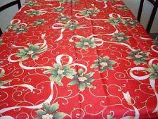 chiffon de Noël 140 x 180 cm chiffon Noël rectangulaire Table Antimacch