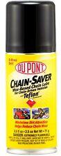 Chain Saver Teflon Wax Base spraY LUBE OIL chainsaver lubricant DCS030101 DUPONT