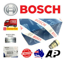 GENUINE BOSCH FUEL PRESSURE RELIEF/ LIMITING VALVE SENSOR 1110010018 ZD30 CRD