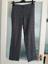 Makser Size 10 Check Trousers
