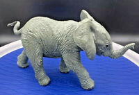 Safari Ltd 1994 Elephant Calf, Vanishing Wild Collection VINTAGE 7x4