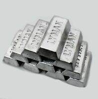 LYMAN 10-1 POUND LEAD INGOTS, FISHING WEIGHTS,SINKERS OR BULLETS, CLEAN AND SOFT