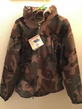 Waterproof Tactical Jacket Woodland Camo Special Ops Soft Shell 9906 Rothco