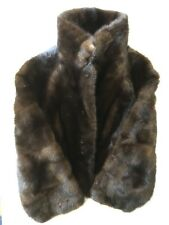 Manteau Boléro VICTOR GOLDFARB Fur Coat Jacket Femme VINTAGE pelz Swiss Made