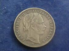 1/4 Gulden 1865  A Wien Franz Josef   W/20/207