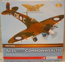 Corgi Spitfire MkVC OC #1 Fighter Wing RAAF Livingstone Clive Caldwell 1:72 NEW