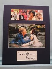 """Dynasty"" signed by Linda Evans ""Crystal Carrington"""