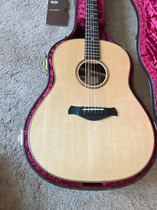 Taylor 717 Builder's Edition - Acoustic / Electric - MINT! FREE SHIPPING!