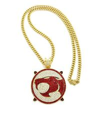 """30"""" Miami Cuban Chain Cat Piece With 6mm"""
